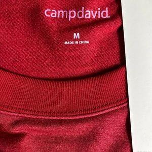 Camp David Tops - Camp David Womens Maryland Terrapins Long Sleeve C